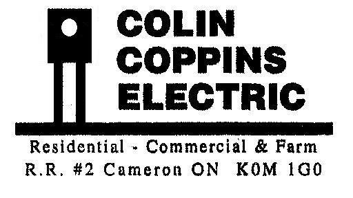 COLIN COPPINS ELECTRIC